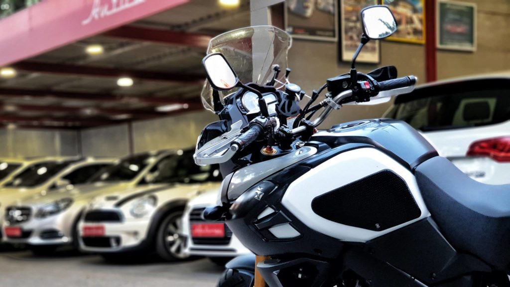 Suzuki V Strom ABS