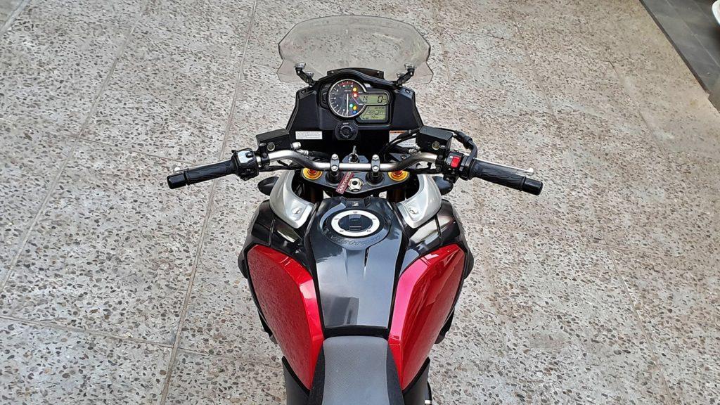 Suzuki V storm ABS