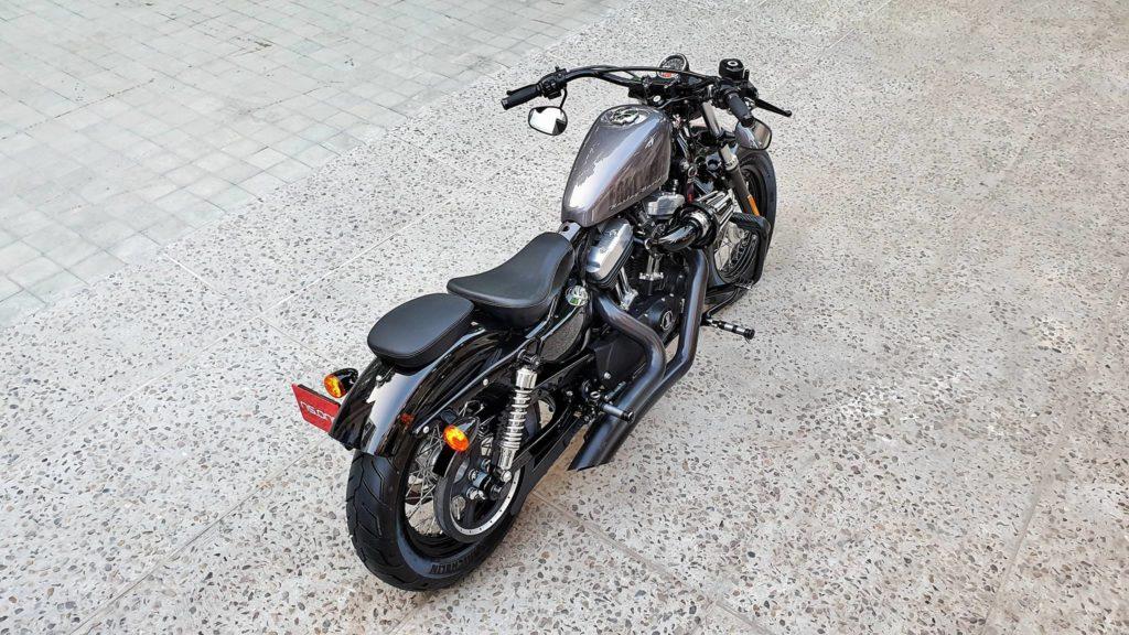 Harley Davidson 48