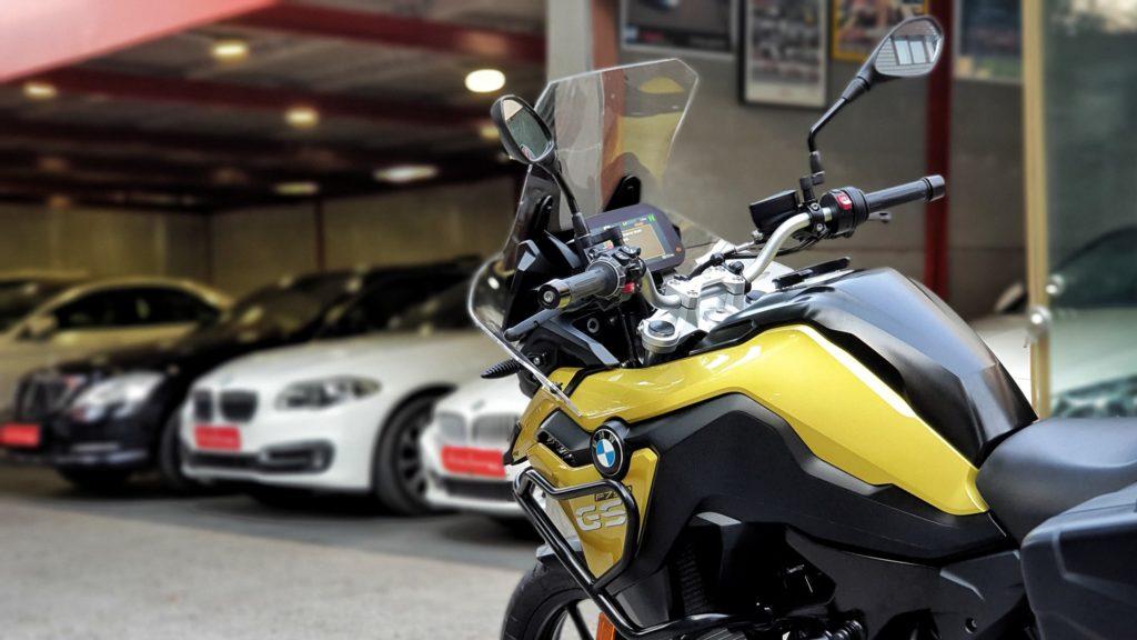BMW F 750 GS PRO TFT