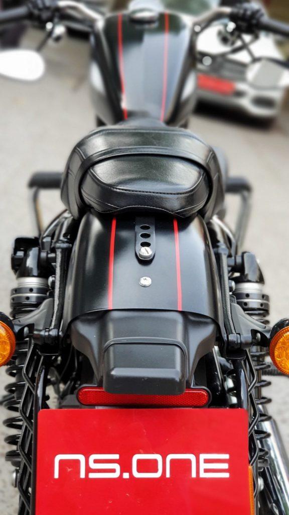 Harley Davidson Roadster XL1200 CX