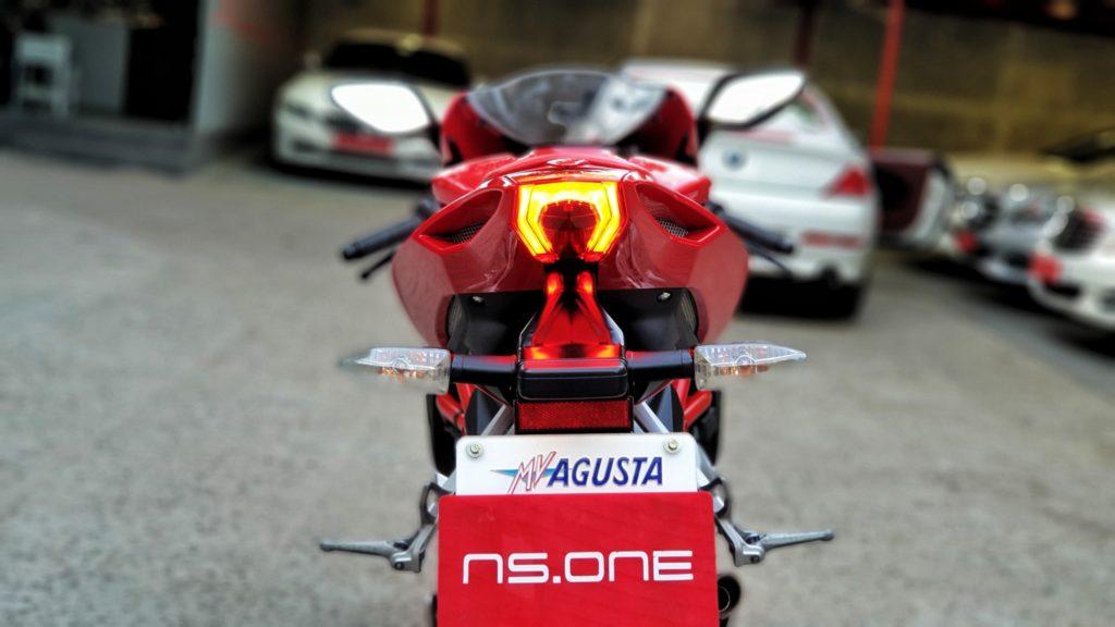 MV Agusta F3 800