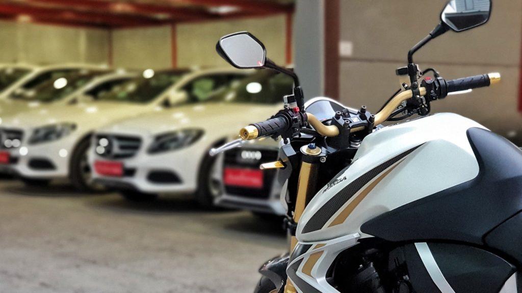 Honda CB 1000R ABS