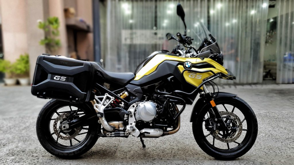Bmw F 750 Gs Pro Tft Ns One