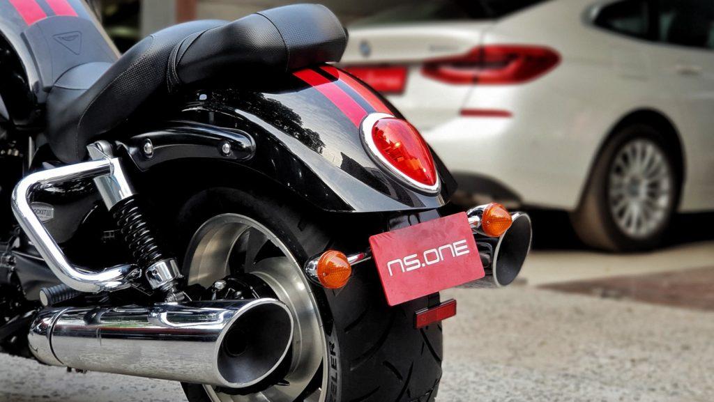Triumph Rocket III Roadster ABS