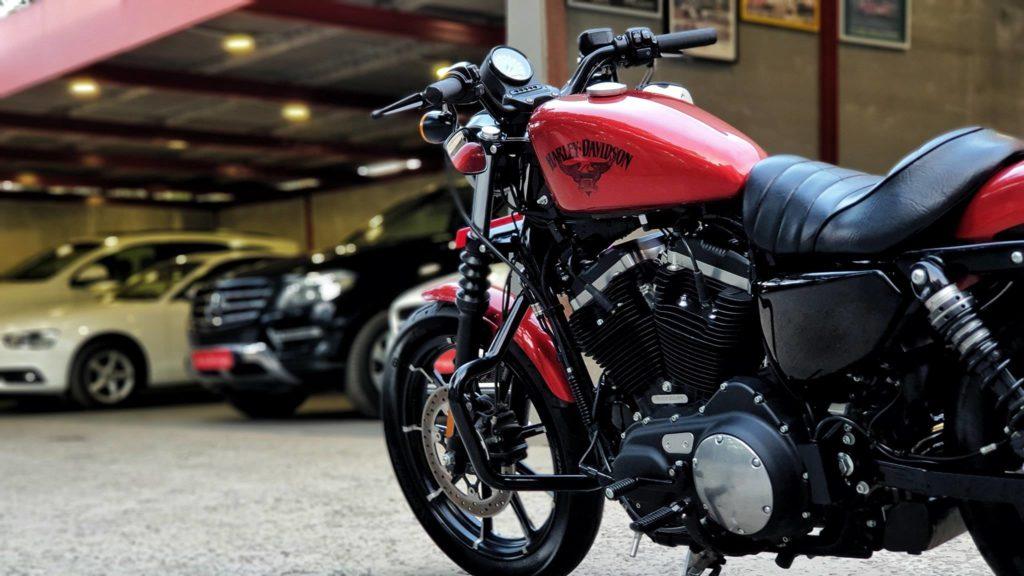 Harley Davidson Iron 883 ABS