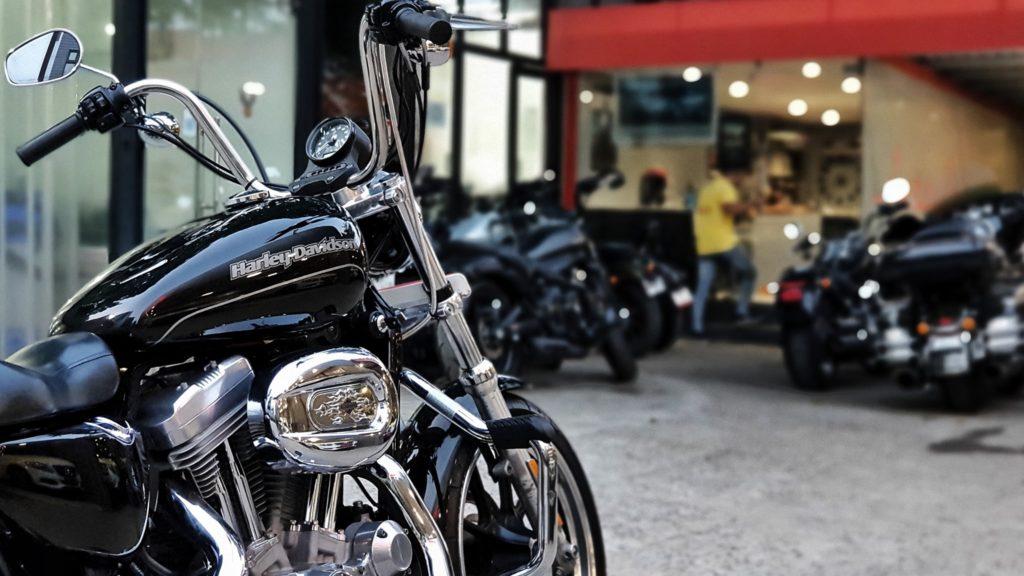Harley Davidson Superlow