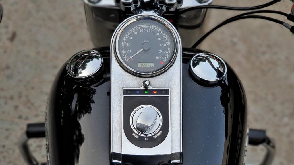 Harley Davidson Fatboy CBU