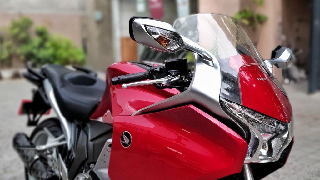 Honda VFR 1200F DCT