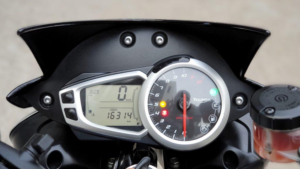 Triumph Speed Triple 1050 ABS