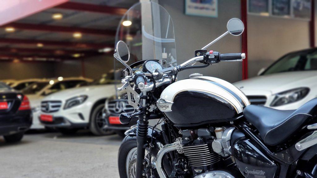 Triumph Bonneville Speedmaster