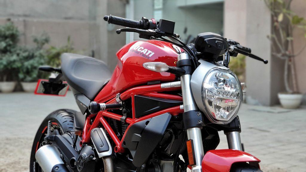 Ducati Monster 797