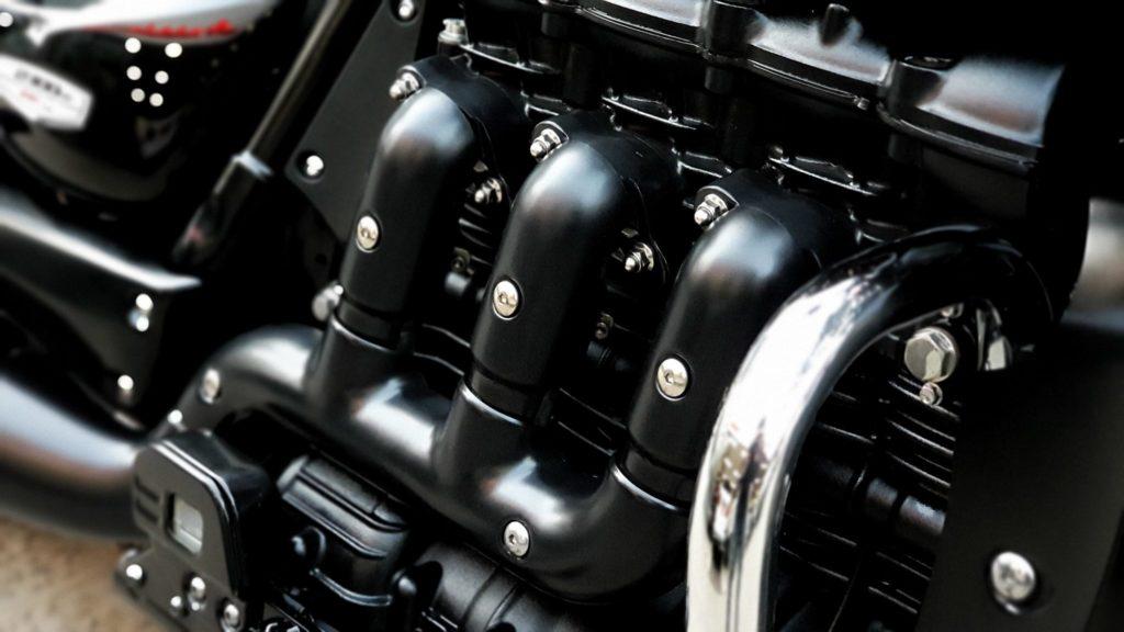 Triumph Rocket X Roadster Special Edition