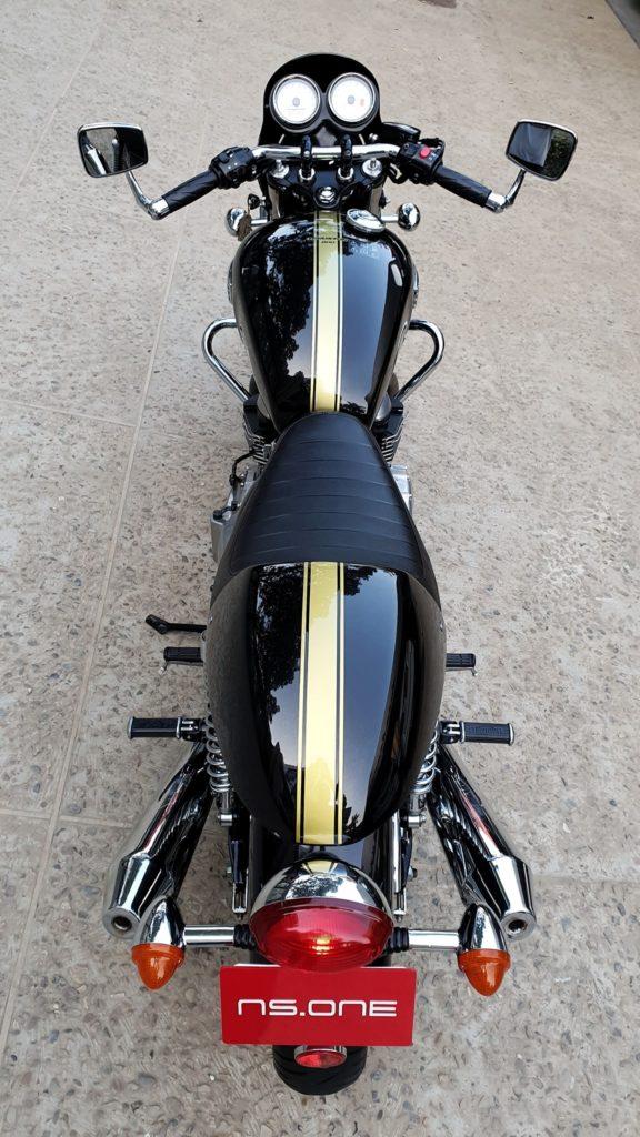 Triumph Thruxton A2
