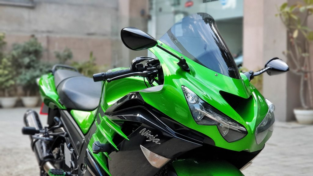 Kawasaki Ninja- ZX 14R