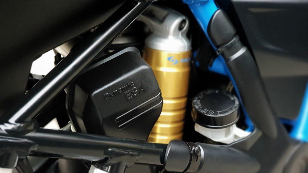 BMW R1200 GS Pro Rallye TFT
