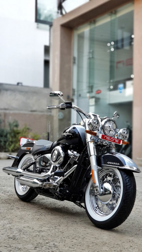 Harley Davidson Softail Deluxe 107 Ci