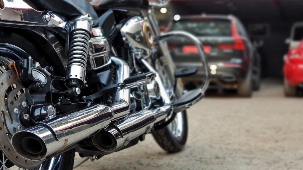 Harley Davidson Superglide Custom