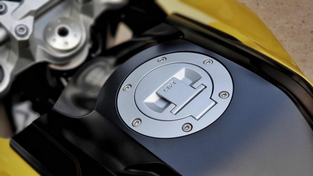 BMW F 750 GS TFT