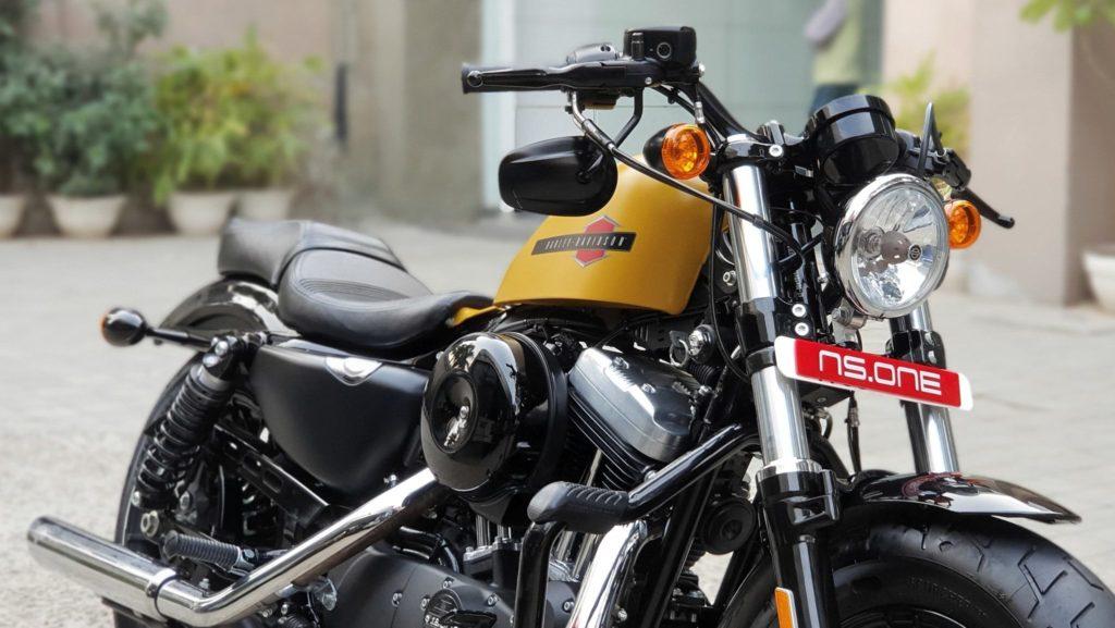 Harley Davidson 48 ABS