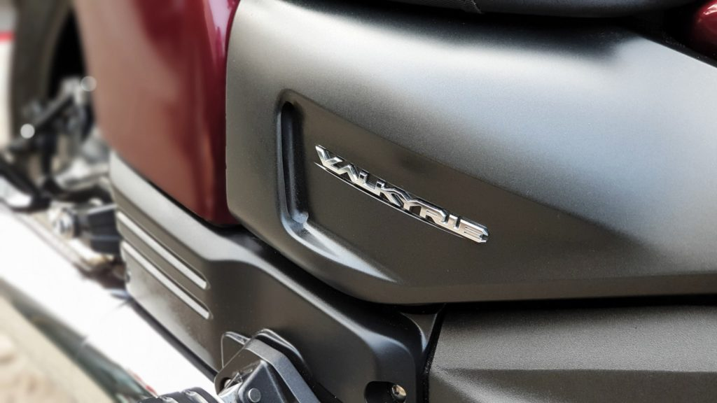 Honda GLX 1800 Gold Wing F6C Valkyrie