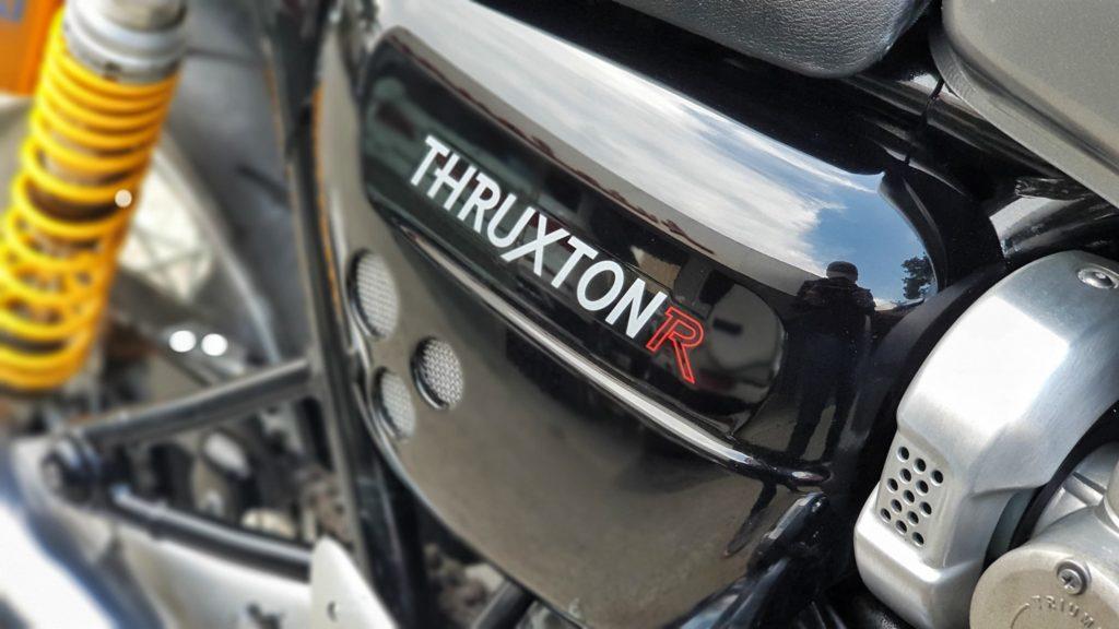 Triumph Thruxton R