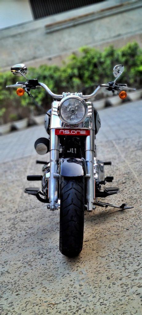 Harley Davidson Fatboy CBU 103 Ci