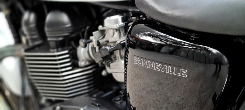 Triumph Bonneville A3