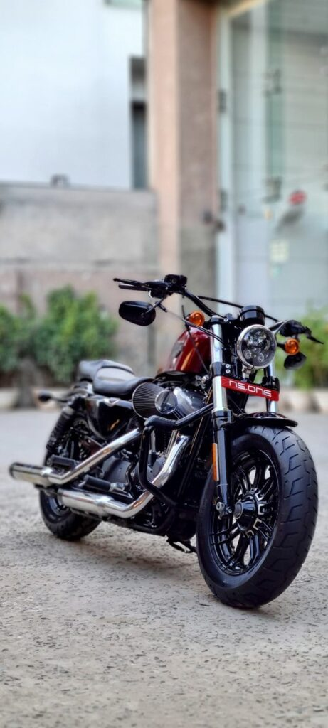 Harley Davidson Forty Eight XL 1200 X