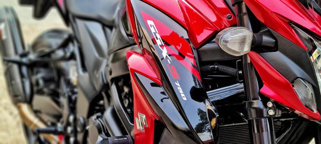 Suzuki GSX-S750