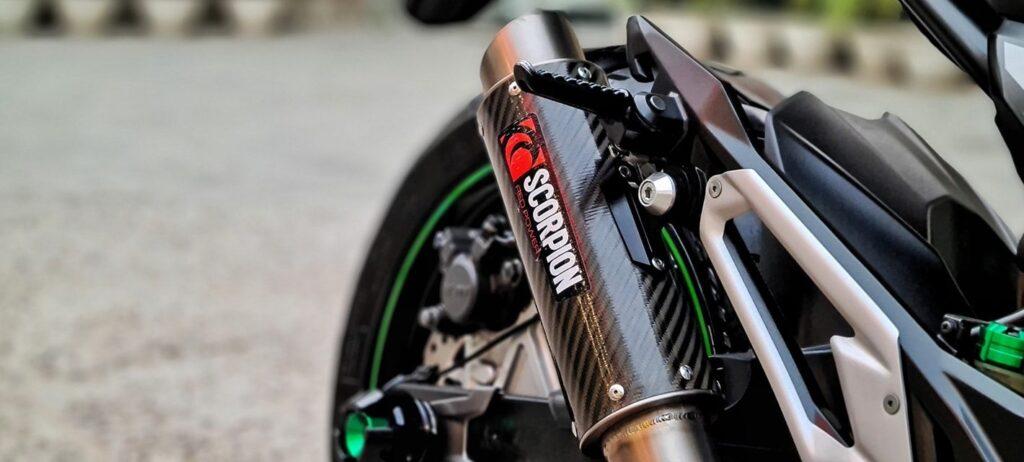 Kawasaki Z800 ABS