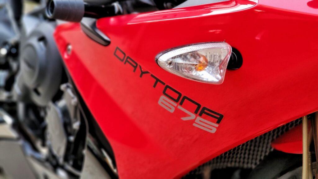 Triumph Daytona 675 ABS
