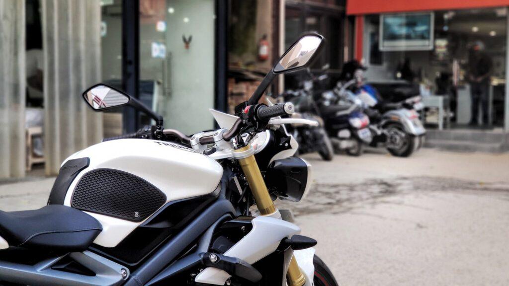 Triumph Street Triple 675 ABS