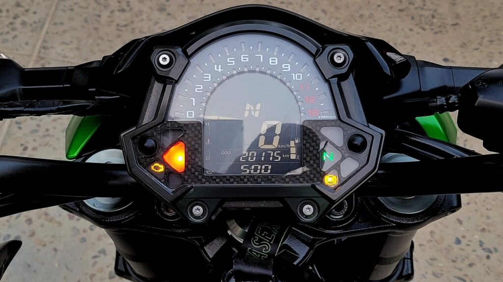 Kawasaki Z900 ABS