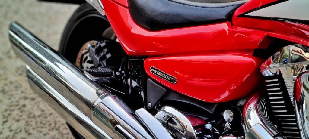 Suzuki Intruder M1800R