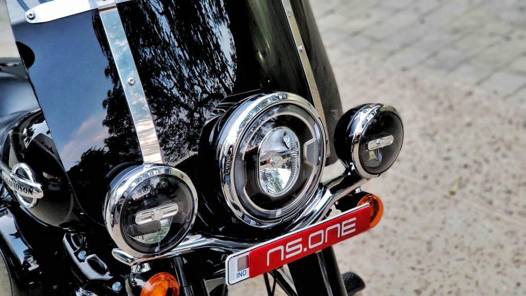 Harley Davidson Softail Heritage Classic 107 ci