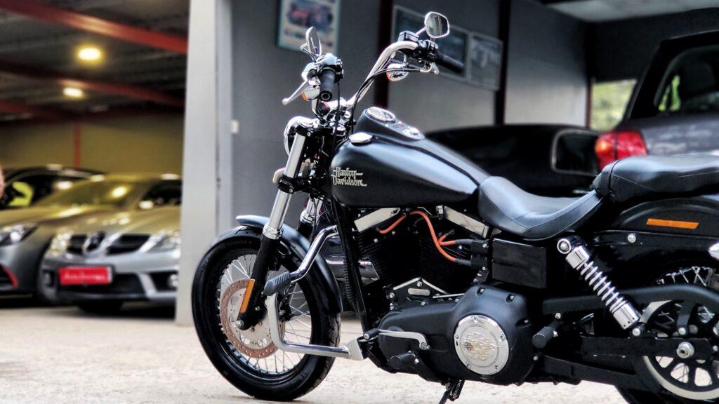Harley Davidson Street Bob ABS
