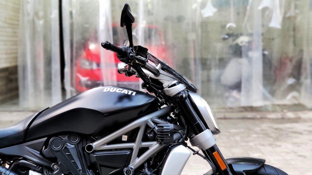 Ducati X Diavel