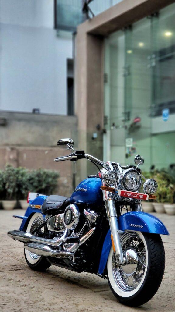 Harley Davidson Softail Deluxe 107 Ci