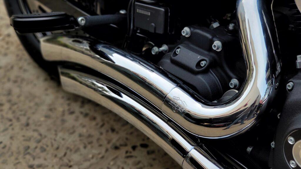 Harley Davidson Fatbob ABS