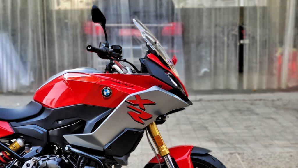 BMW F 900 XR Pro