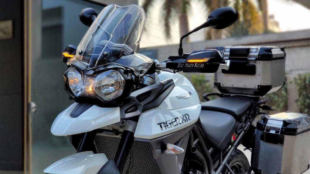 Triumph Tiger XR 800