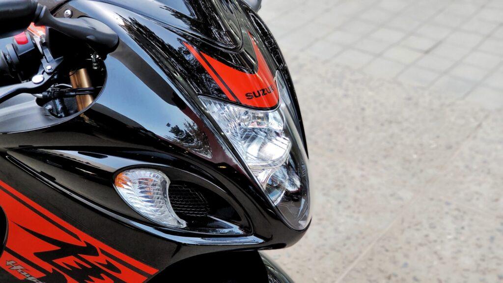 Suzuki Hayabusa GSX1300R Brembo ABS