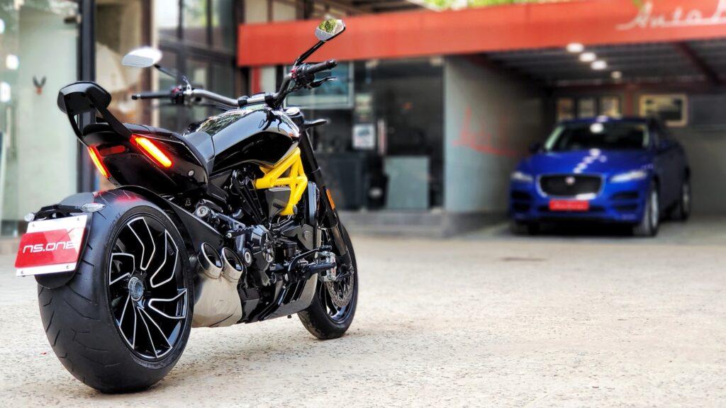 Ducati X Diavel S
