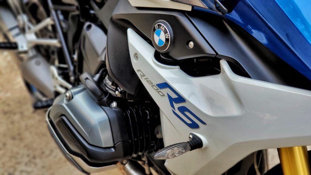 BMW R1200 RS Dynamic+