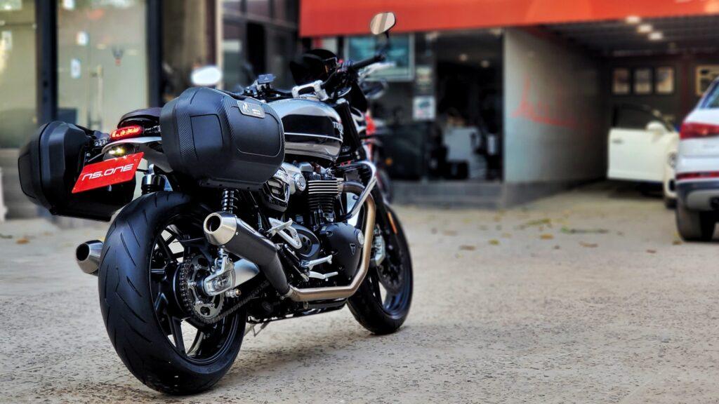 Triumph Bonneville Speed Twin