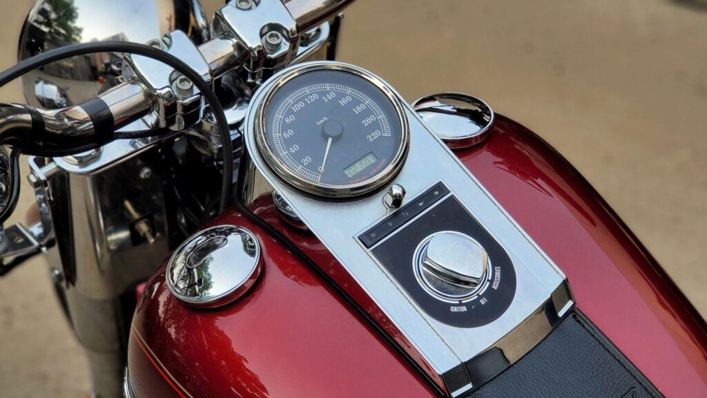 Harley Davidson Fatboy 103 ci ABS