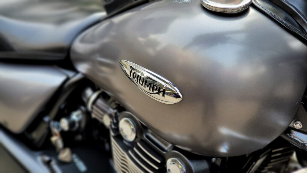 Triumph Thunderbird Storm ABS