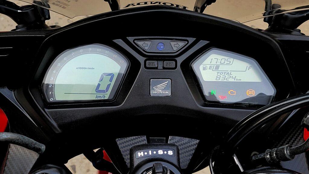 Honda CBR 650 F