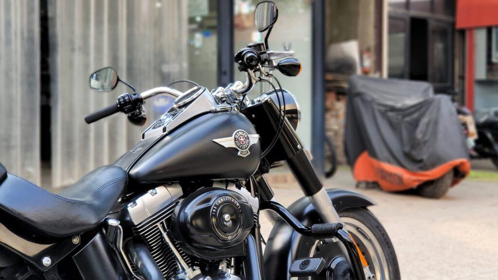 Harley Davidson Fatboy Special ABS